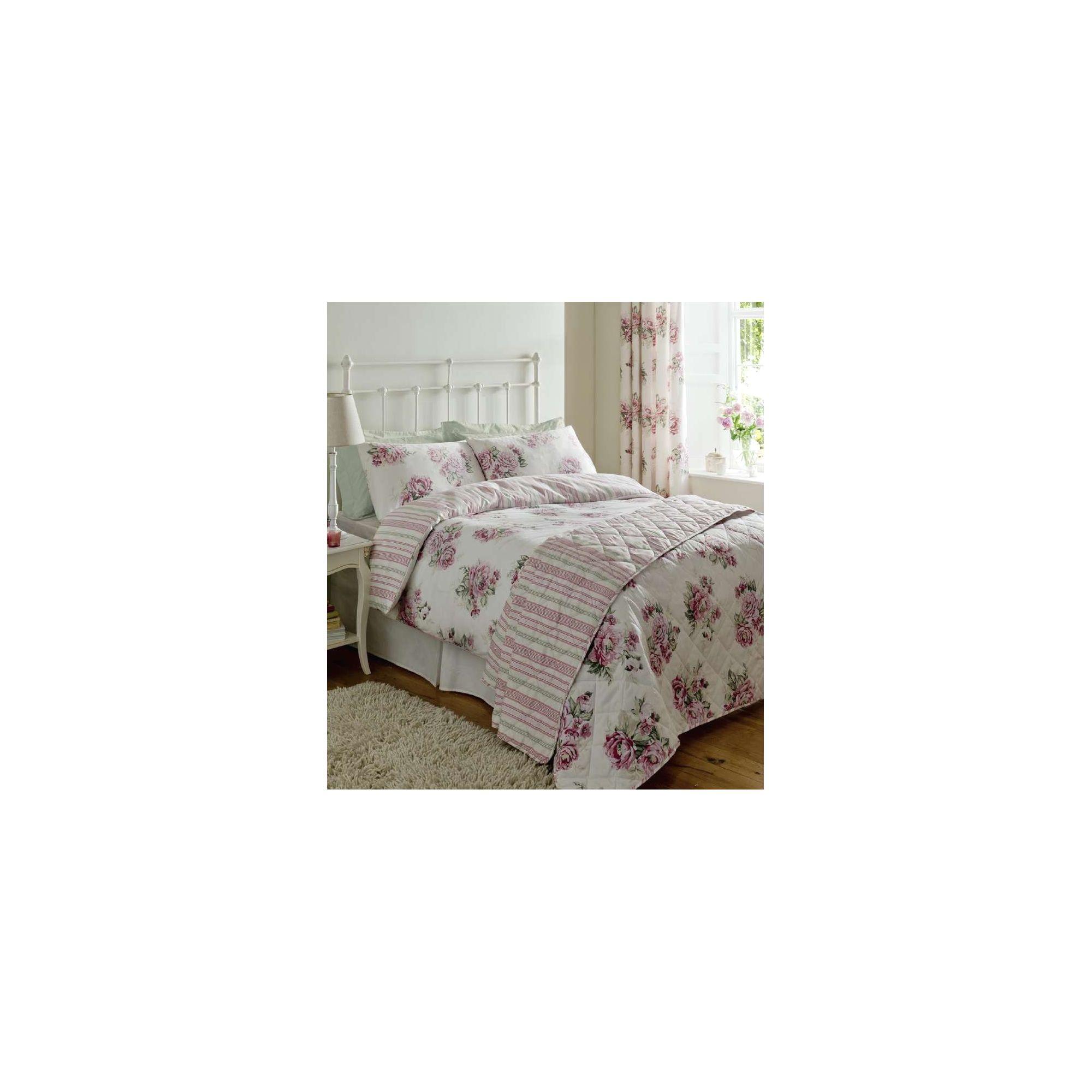 Lansfield Signature Canterbury Floral Duvet Cover Set