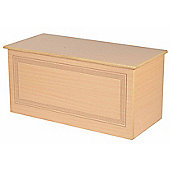Welcome Furniture Corrib Blanket Box - Pine