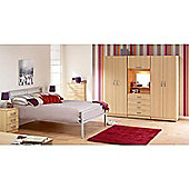 Ideal Furniture Budapest Bedroom Collection