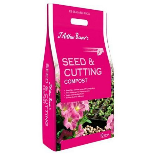 Sinclair Seed & Cutting Compost 10Ltr