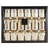 Tom Smith Gold Chairmans Choice Christmas Crackers, 6 pack