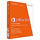 Microsoft Office 365 Home Premium for PC and Mac