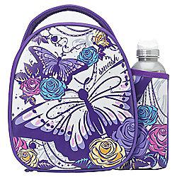 Smash Skitter Lunch Bag and Water Bottle Set