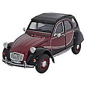 Citroen 2CV Red 1:24 scale