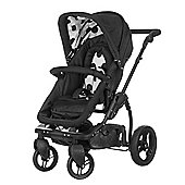 OBaby ZeZu Multi Pramette (Dotty Black)