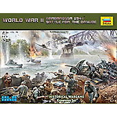 Zvezda - WWII Barbarossa 1941 Battle for the Danube Historical Waregame Expansion Set - Board Game