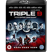 Triple Nine Blu-Ray