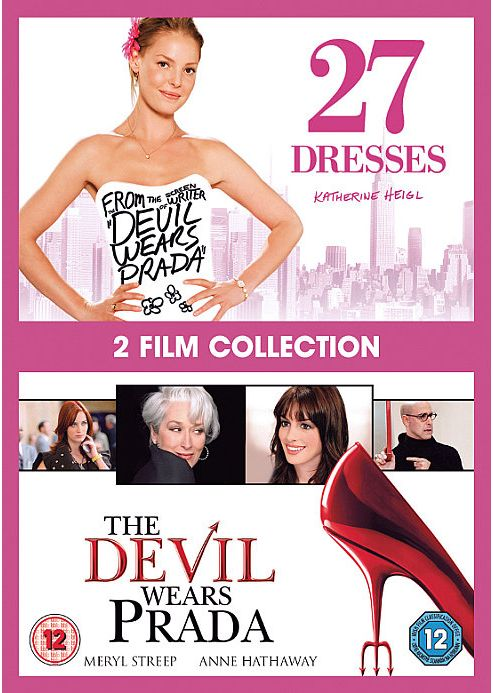27 Dresses / The Devil Wears Prada (DVD Boxset)