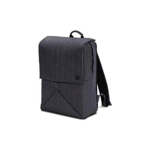 Dicota Code Notebook Backpack with Tablet Pocket (Black) for 13 inch to 15 inch Notebooks