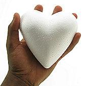 Polystyrene Heart 120mm