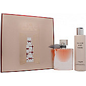 Lancome La Vie Est Belle Gift Set 50ml EDP + 200ml Body Lotion For Women