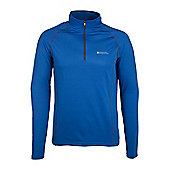 Mens Breeze Cycling Bike Bicycle Sports Running Jogging Gym Top - Blue