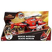 Disney Planes Fire & Rescue Rescue Mission Blade Ranger