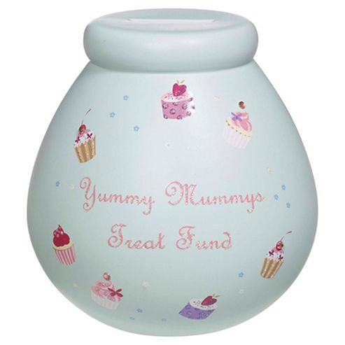 Mums Treat Fund Pot of Dreams