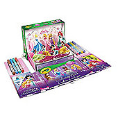 Crayola Disney Princess Pop Up Colouring Set