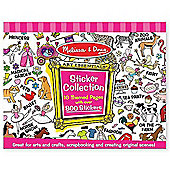 Sticker Collection - PINK - Melissa & Doug