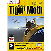 Tiger Moth - Add on for FS 2004 or FSX - PC