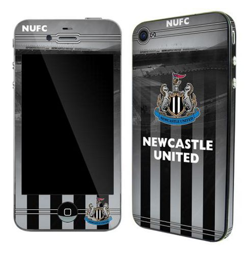 Intoroskins Official Newcastle iPhone 4/4S Skin