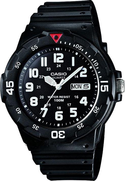Casio Mens Sports Watch - MRW-200H-1BVES