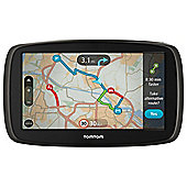 "TomTom Go 60 Sat Nav, 6"" LCD Touch Screen with Western Europe Maps"