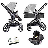 Baby Elegance Mist Travel System, Grey