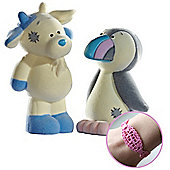 Tatty Teddy & Blue Nose Friends Duo Pack Assorted