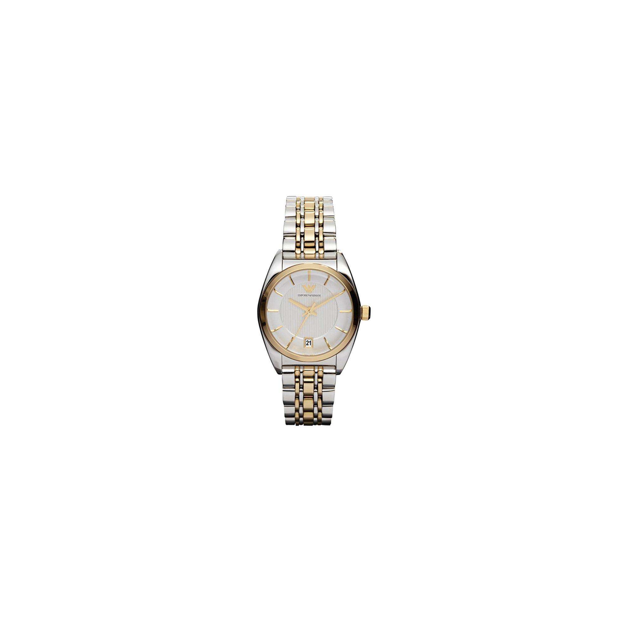 Emporio Armani Ladies Bracelet Watch AR0380 at Tesco Direct