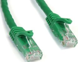 50 ft Green Snagless Cat6 UTP Patch Cable - ETL Verified