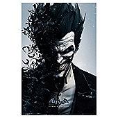 Batman: Arkham Origins Joker Maxi Poster, 92x61cm