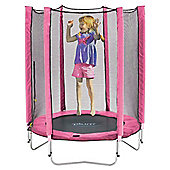 Plum Junior Trampoline, Pink