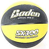 Baden SX Series Indoor / Outdoor Coloured Basketballs Sizes 3