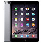 iPad Air 2, 64GB, WiFi & 4G LTE (Cellular) - Space Grey
