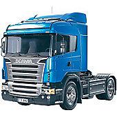 Tamiya 1: 14 Truck Model Scania R470