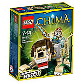 LEGO Chima Lion Legend Beast 70123