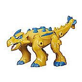 Jurassic World Hero Mashers Ankylosaurus Animal Action Figure
