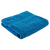 Tesco Hygro 100% Cotton Hand Towel, Teal