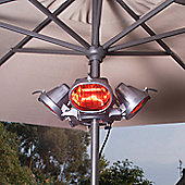 La Hacienda Heatmaster Popular 2000W Patio Heater
