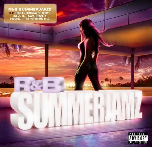 R&B Summer Jamz (3Cd)