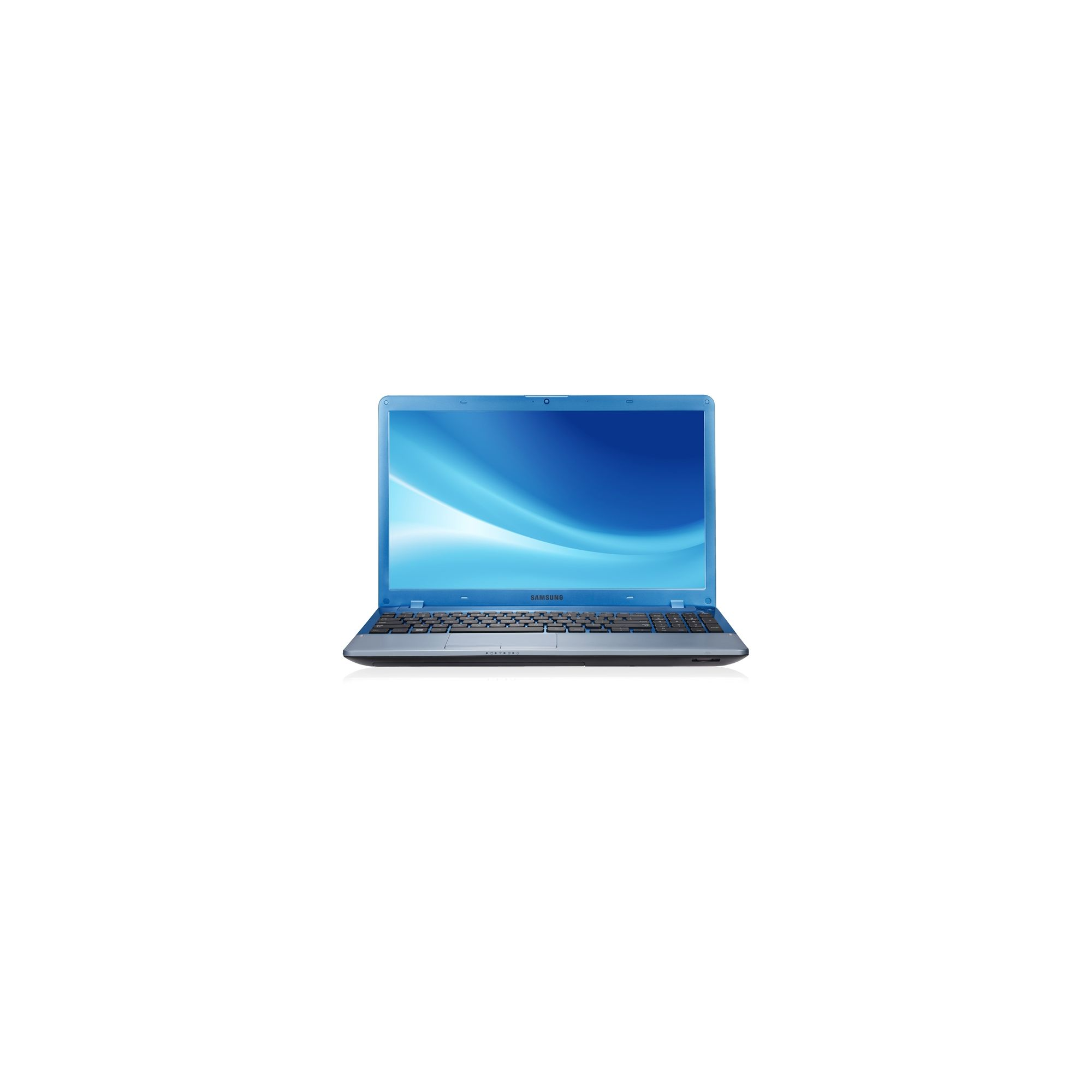 Samsung Series 3 350V (15.6 inch) Notebook Core i3 (3110M) 2.4GHz 6GB 750GB SuperMulti DL WLAN BT Webcam Windows 8 64-bit (HD Graphics 4000) Blue at Tescos Direct