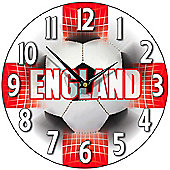 Smith & Taylor England Supporter Wall Clock