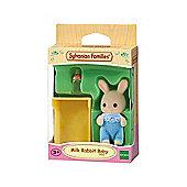Milk Rabbit Baby - Sylvanian Families Figures 5063