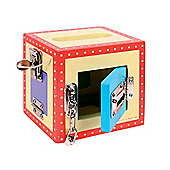 Bigjigs Toys BJ447 Lock Box