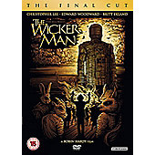 The Wicker Man 40th Anniversary 4disc DVD