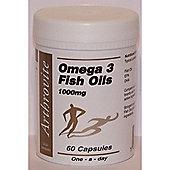 Arthrovite Omega 3 Fish Oils 1000mg 60 Capsules