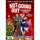 Not Going Out Christmas Special DVD
