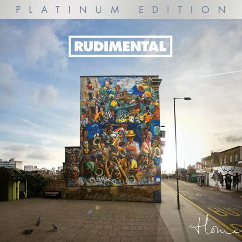 Rudimental - Home - Platinum Edition