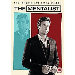 Mentalist - Series 7 DVD 3disc