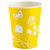 Paper Cups - Yellow, Pack of 8