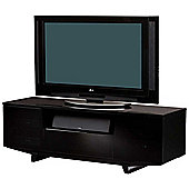 BDI Marina Gloss Black TV Stand For Up To 75 inch TVs