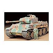 German Panther Type G - Steel Wheel Version - 1:35 Scale Military - Tamiya